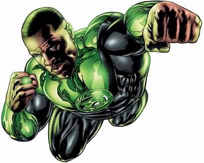 Superheroes Lantern Superhero John 1971 Stewart Ring