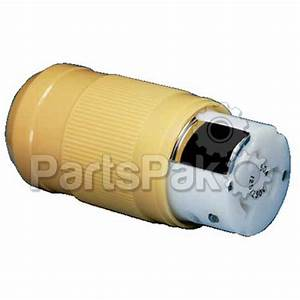 Marinco  Actuant Electrical  6364crn  Female Connector 50a