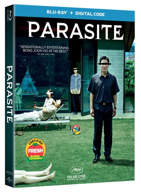 'Parasite' 4K Digital, Blu-ray and DVD Release Dates and ...
