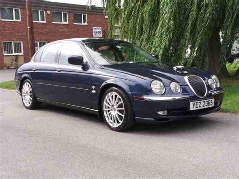 Jaguar S Type 2000 by Jaguar 2000 S Type V8 Auto Blue Car For Sale