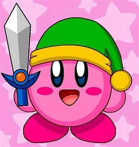 Sword Kirby by cuddlesnam on DeviantArt