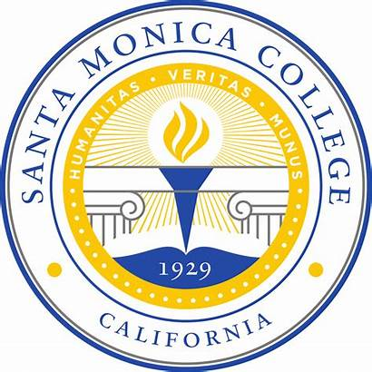 Monica Santa College Smc Logos Wikipedia Seal