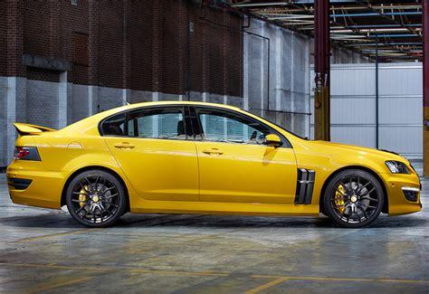 2012 Holden Commodore HSV GTS 25th Anniversary (VE ...