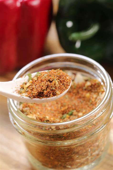chili seasoning mix recipe    keeper