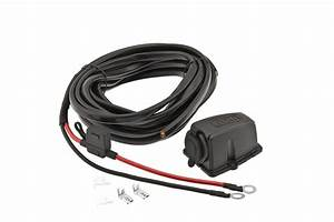 Arb 4x4 Accessories 10900027 12  24v Dc Wiring Kit For