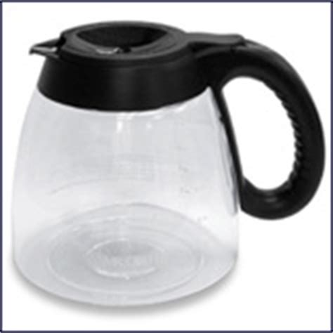 Coffee 12 cup replacement coffee carafe. Mr. Coffee FTX41 Replacement Carafe
