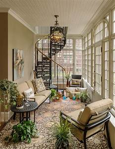 20, Picturesque, Traditional, Sunroom, Designs, That, Will