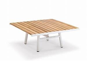 Table Basse 100x100 : table basse 100x100 pilotis vlaemynck ~ Teatrodelosmanantiales.com Idées de Décoration