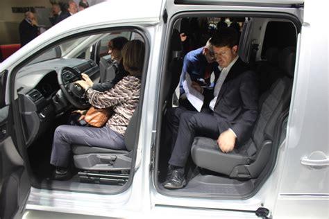 caddy maxi 7 places volkswagen caddy maxi 7 places en direct du salon de 232 ve 2015