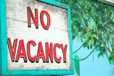 No Vacancy Traduzione In Italiano