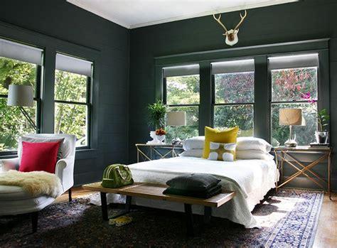 25+ Best Ideas About Hunter Green Bedrooms On Pinterest
