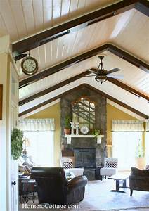 Ceiling, Treatments, The, 5th, Wall, Hometocottage