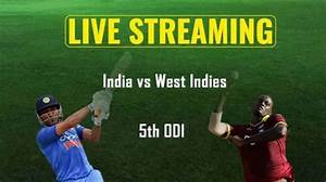 IND vs WI 5th ODI Live Streaming Match Preview Today ...