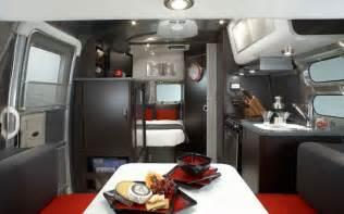 Airstream Camper Trailer Interior