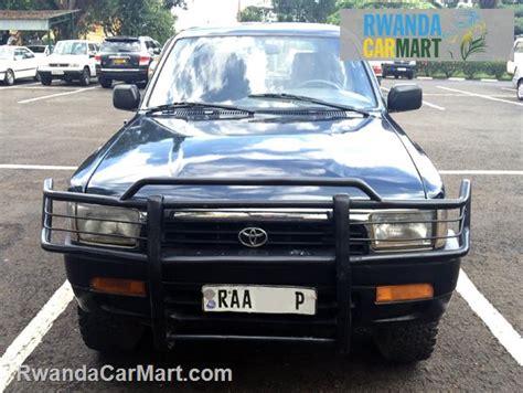 Used Toyota Suv 1995 1995 Toyota 4runner Sr5  Rwanda Carmart