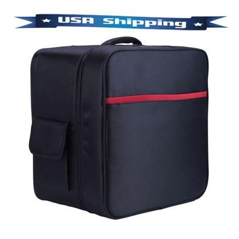 backpack drone carrying case bag  parrot bebop   skycontroller  sale  ebay