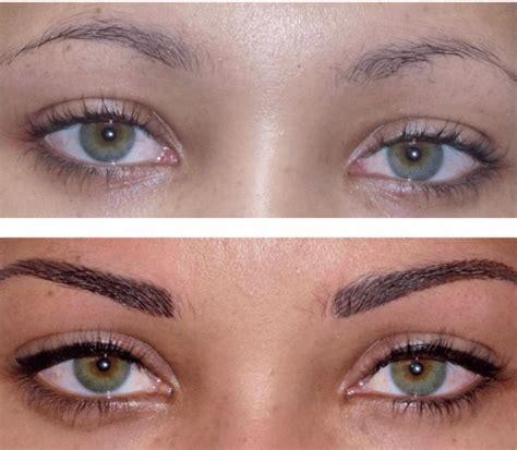 permanent makeup  permanent eyeliner  eyebrows
