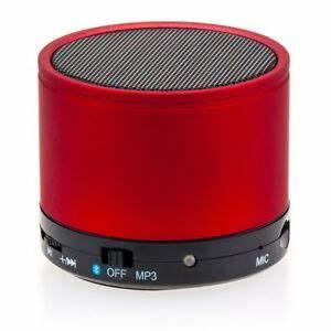 Pc Lautsprecher Bluetooth : mini bluetooth lautsprecher boxen speaker wirelles mp3 pc handy tablet klein rot ebay ~ Watch28wear.com Haus und Dekorationen