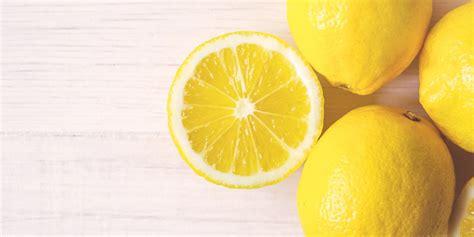 cuisine fitness détox citron la cure de jus de citron est faite