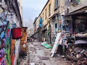 88 Rue Menilmontant Miroiterie : petite promenade dans le squat en pleine destruction de la ~ Premium-room.com Idées de Décoration