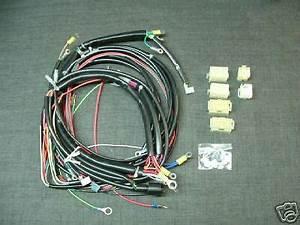 Harley Sportster Wiring Harness : harley sportster xlch wiring harness 1979 ebay ~ A.2002-acura-tl-radio.info Haus und Dekorationen