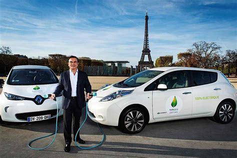 electric vehicles   renaut nissan mitsubishi