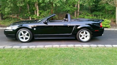 expired 1999 mustang gt convertible supercharged