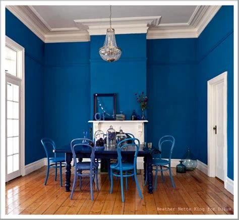 Feeling Blue Interior Painting With Sky, Turquoise, And