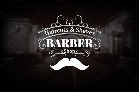 Barber Shop Logo 90% Off