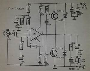 Output Amplifier