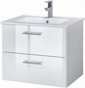 Waschbecken Mit Unterschrank 40 Cm Breit : waschtisch trento breite 60 cm online kaufen otto ~ Orissabook.com Haus und Dekorationen