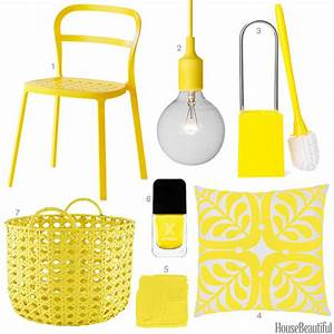 Bright Yellow Accessories