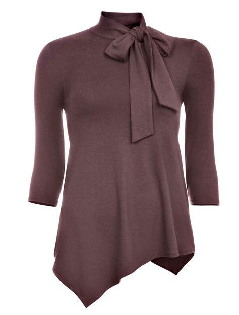 Blouse Olla Jersy jersey blouse baltic fashion ruffle blouse fashion