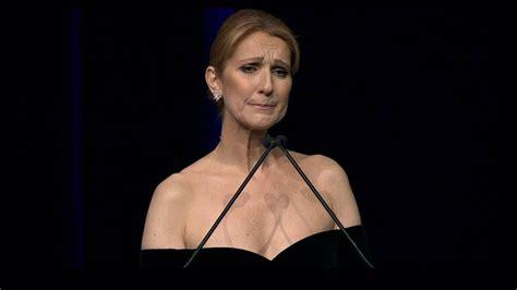 Celine Dion returns to Las Vegas stage for husband René