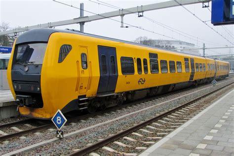 Bu8ffalo 3435 Stands On 19 January 2015 In Arnhem Centraal