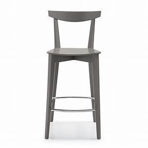 Chaise Cuisine Haute : chaise haute pour bar evergreen taupe set de 2 011401440190 achat vente tabouret de bar ~ Teatrodelosmanantiales.com Idées de Décoration