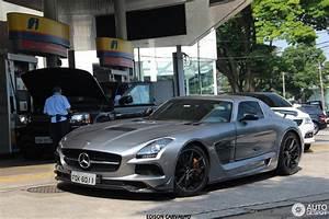 Mercedes Sls Amg : mercedes benz sls amg black series 21 september 2016 ~ Melissatoandfro.com Idées de Décoration