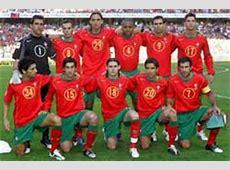 Wedden op Portugees elftal tijdens het EK 2012 in Polen en