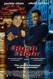 Rush Hour Movie Posters From Movie Poster Shop