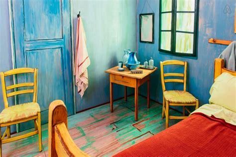 chambre gogh la célèbre chambre de gogh est désormais disponible