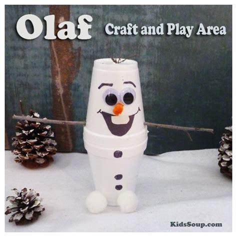 olaf kids craft  small world play area kidssoup