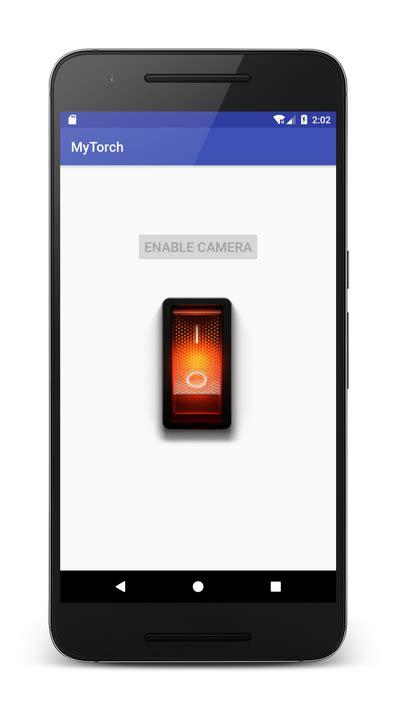cr 233 ez une application le torche sous android human coders news