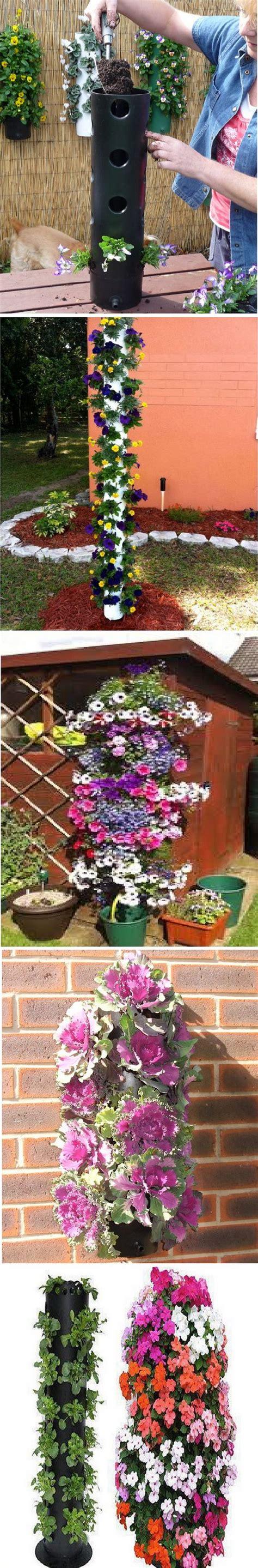 Polanter Vertical Gardening System by 30 Cool Indoor And Outdoor Vertical Garden Ideas 2017