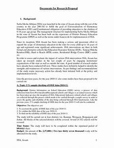 Term Paper Proposal Informal Essay Outline Term Paper Research