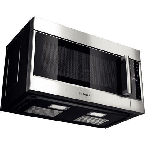 hmvu bosch  series   range convection microwave