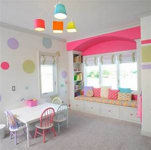 Kinderzimmer Für 2 Kinder : welche wandfarbe f r kinderzimmer ~ Lizthompson.info Haus und Dekorationen