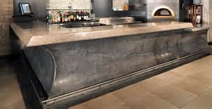 Pewter Sink by Award Winning Concrete Bar Cheng Concrete Exchange