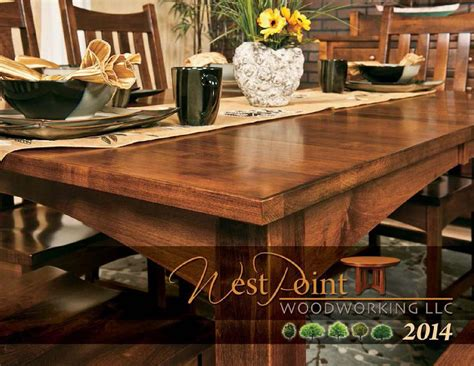 west point catalog tables   amish furniture