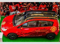 Chevrolet Sail Manchester United Edition live shot top