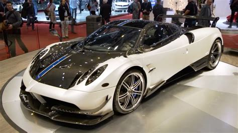 Pagani Huayra Bc Release Date, Price And Specs
